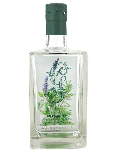 Gordon Castle Gin review