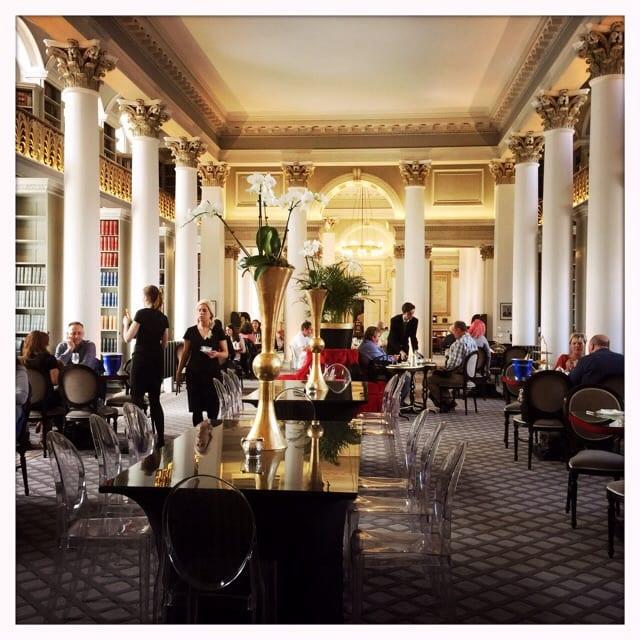 Tea Room Edinburgh Royal Mile