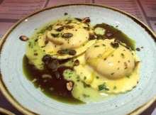 Food Review: Black Dove, 67 Kilmarnock Road, Shawlands, Glasgow *CLOSED*