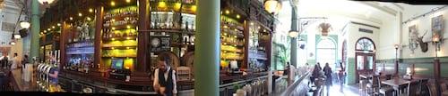 Glasgow Foodie Explorers Food Travel Blog Trading_House_Glasgow_Interior