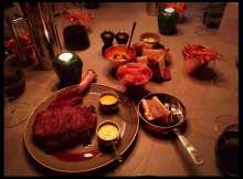 Food Review: Leith Chop House, 102 Constitution Street, Leith