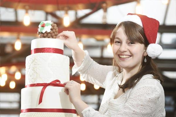 Flora Shedden foodies festival christmas
