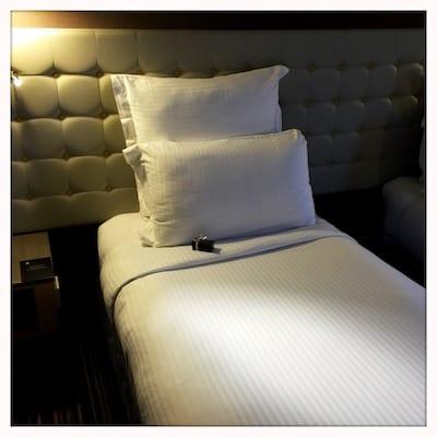Pullman Hotel London St Pancras, Bedroom