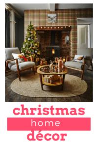 christmas house interior lifestyle decor