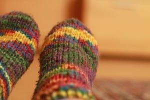 cosy socks winter warm snug