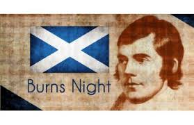 tennents training academy burns night