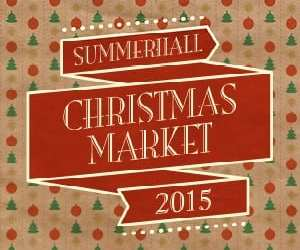 Christmas market Edinburgh Summerhall