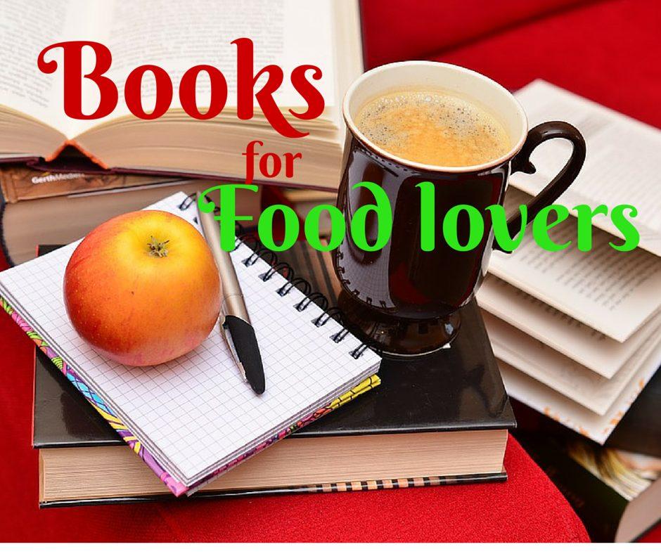 christmas books for foodies