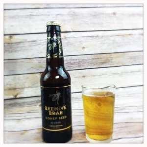 beehive brae beer honey