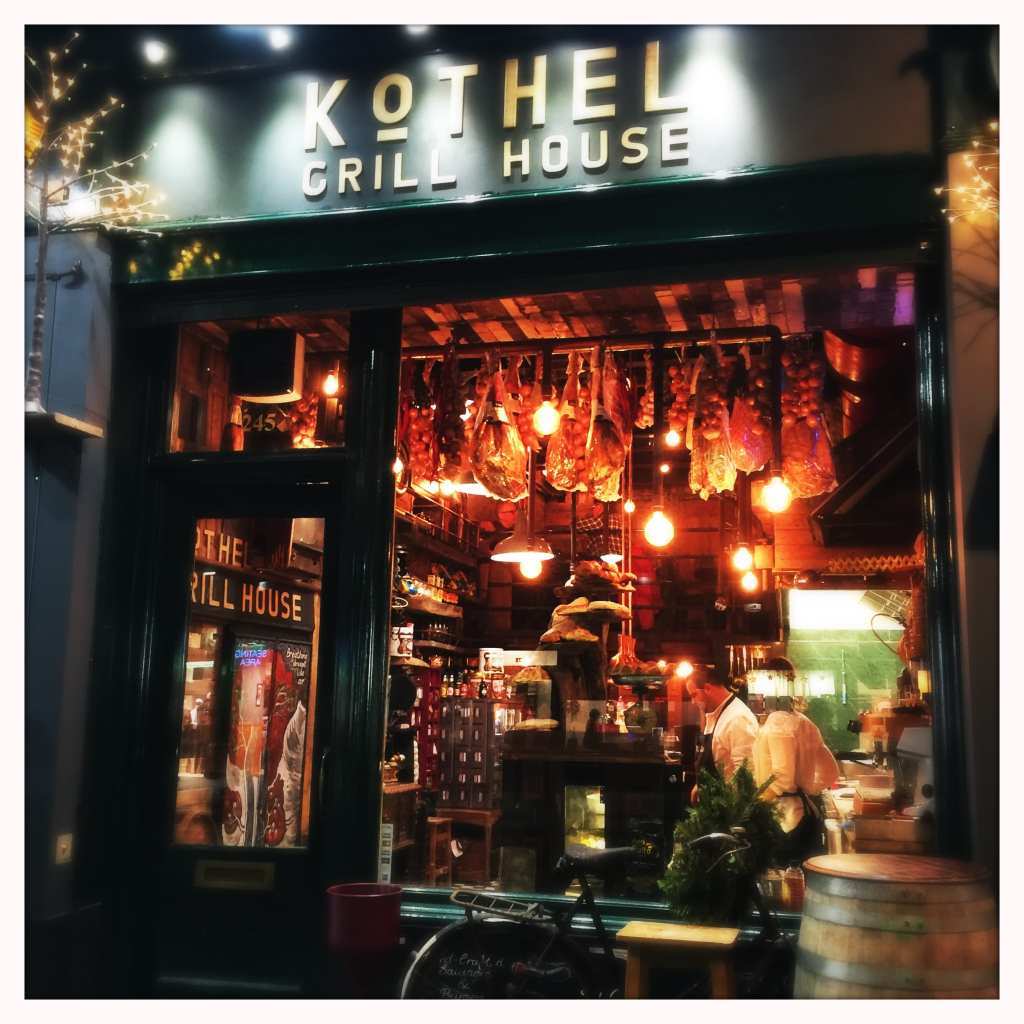 Kothel  grill house Glasgow