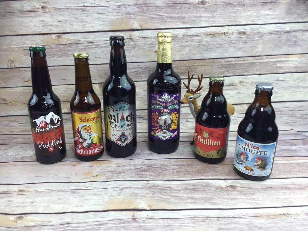 beer christmas drink ale craft