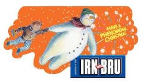 irn bru christmas advert