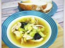 Recipe: Cock-a-leekie Soup