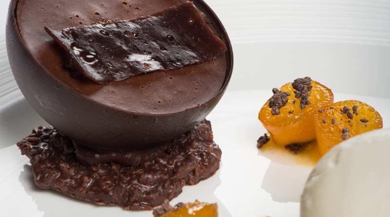 smoked chocolate mousse recipe gleneagles scotland