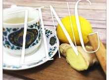 Recipe: Home Made Ginger Tea