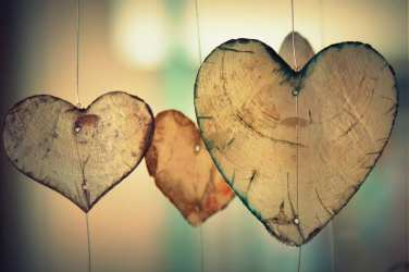 valentines heart glasgow foodie