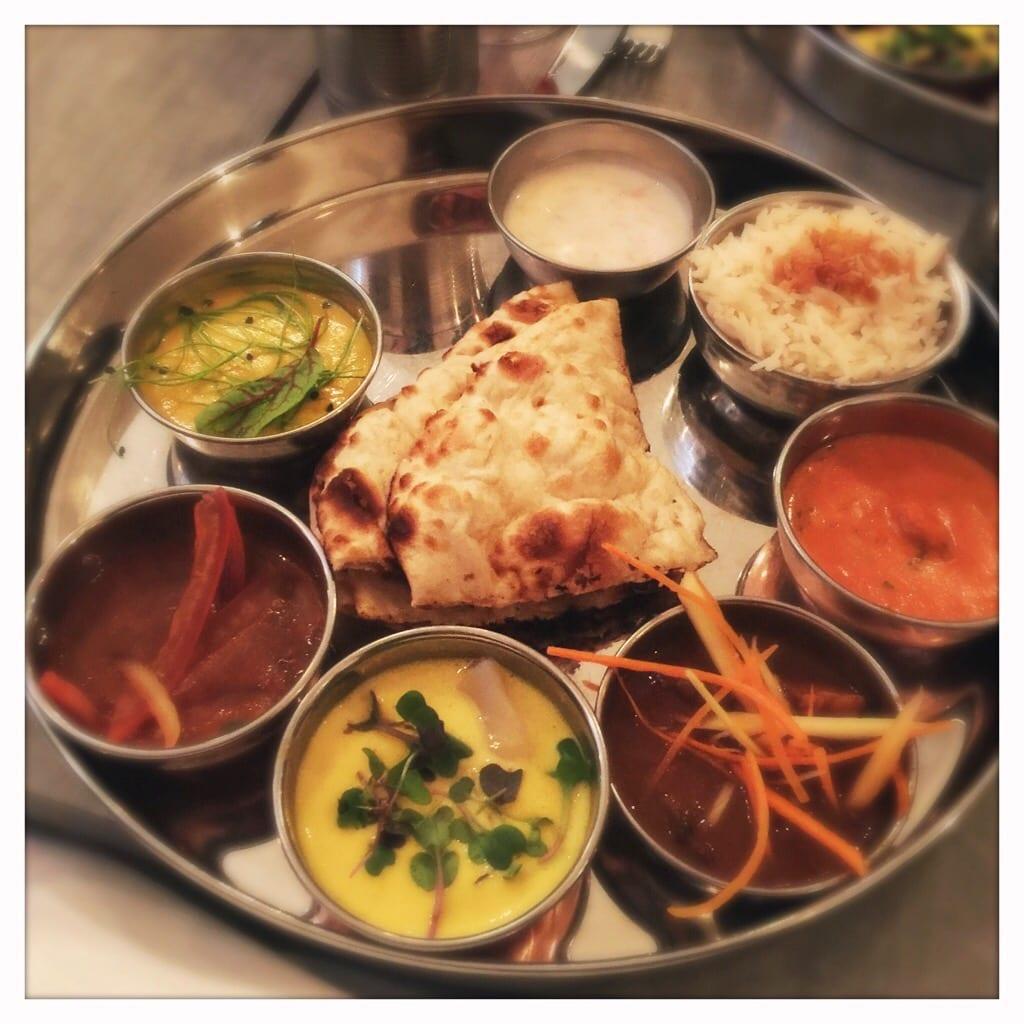Babu Ji Indian restaurant alphabet city New York