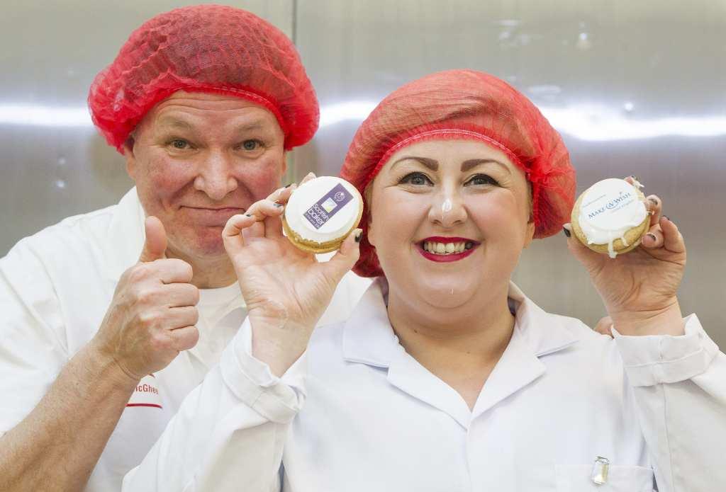 Michelle McManus Scottish baker of the year