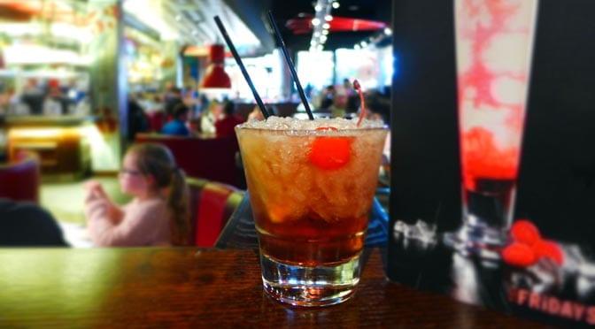 TGI Fridays - Cherry Stag Cocktail