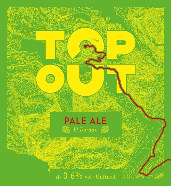 Top Out - El Dorado single hop pale alea