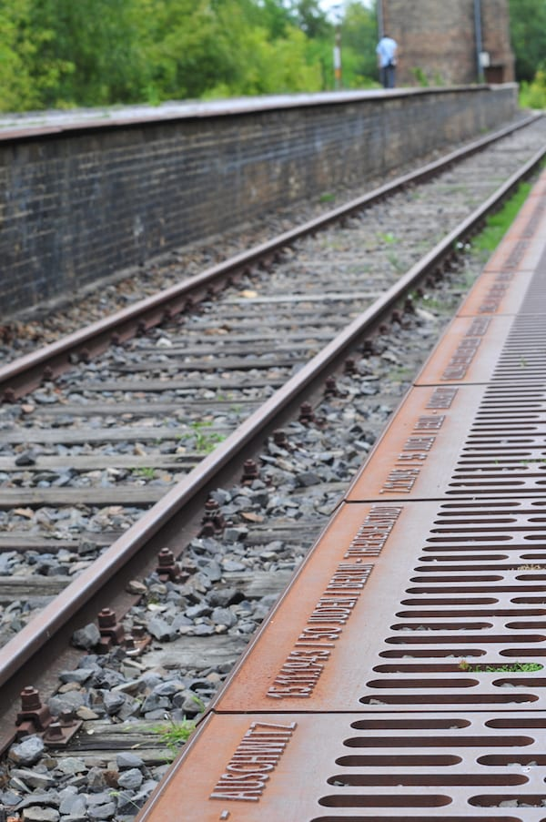 gleis 17 platform 17 berlin