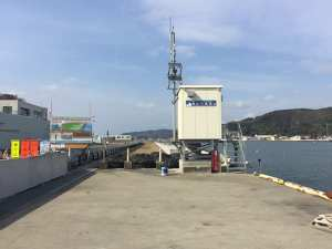 Tsunami marker Ishinomaki, tashirojima, cat island, Japan, tsunami, Japan tsunami, 311, cats, neko, cat shrine, travel, travel blog, Glasgow foodie, foodie explorers