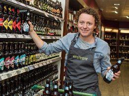 Tom kitchin Skye brewery beer Glasgow foodie explorers