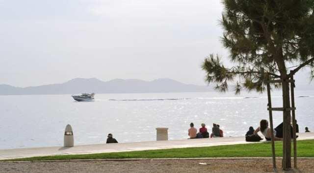 Zadar waterside