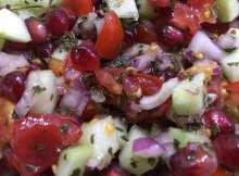 Recipe: Salad Shirazi