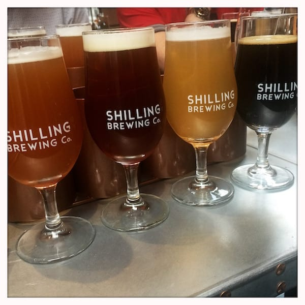 Shilling_Brewing_co_glasgow_beer_flight