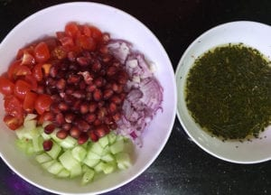 Shirazi Ingredients
