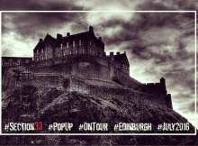 Event Preview: Section 33 pop up in Edinburgh