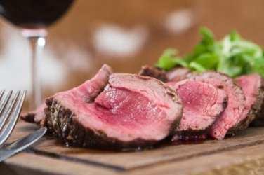 Kyloe Edinburgh steak