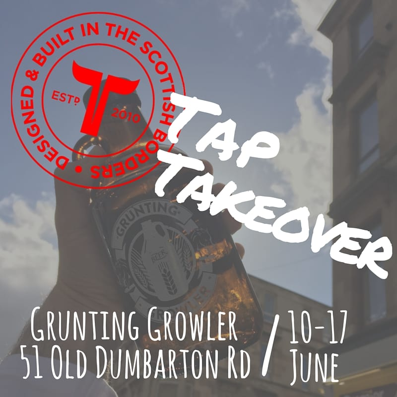 Grunting growler tempest takeover glasgow foodie explorers