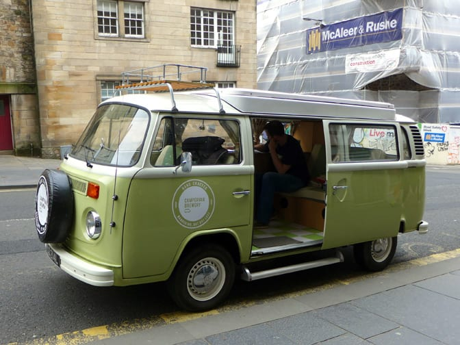 Thee Campervan!