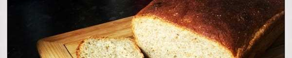 Bread baking home recipe