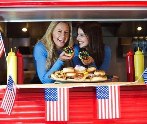 Scotrail Glasgow queen street food pop up free