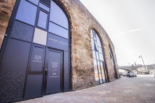 Chophouse Edinburgh new opening Waverley arches