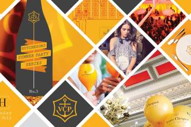 Veuve Clicquot champagne brunch hutchesons Glasgow