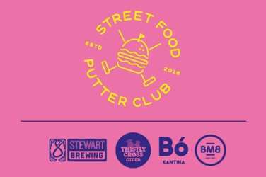 Street food putter club