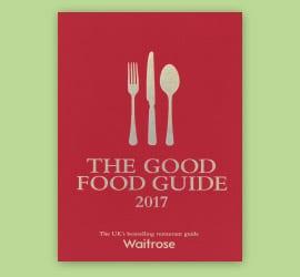 Good food guide 2017