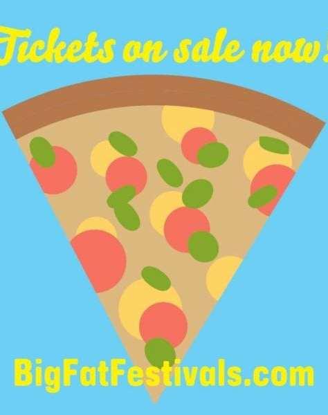 Pizza festival Glasgow