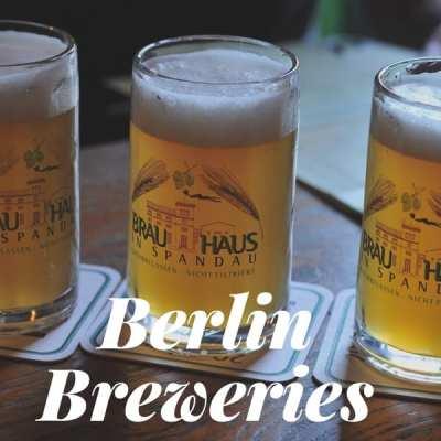 Berlin craft beer breweries microbreweries map tour