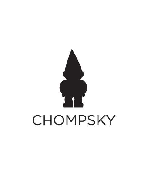 Chompsky food truck Glasgow
