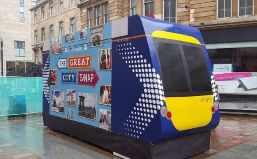Travel: Scotrail Great City Swap