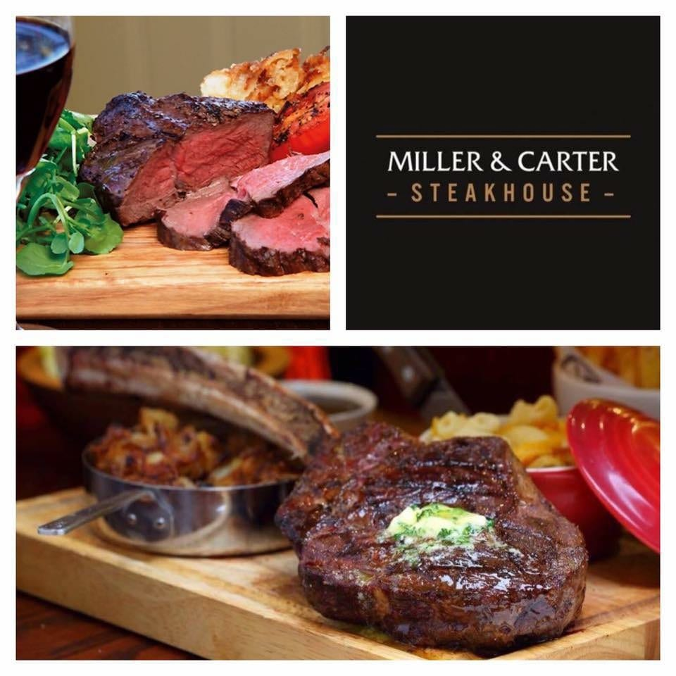 Miller And Carter To Open 2nd Glasgow Site Foodie Explorers