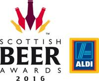 Scottish beer awards Aldi