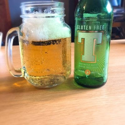 Tennents gluten free Lager