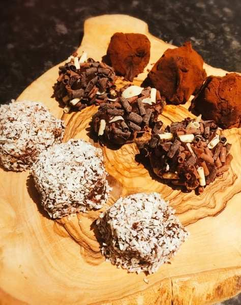 Baileys chocolate truffle recipe