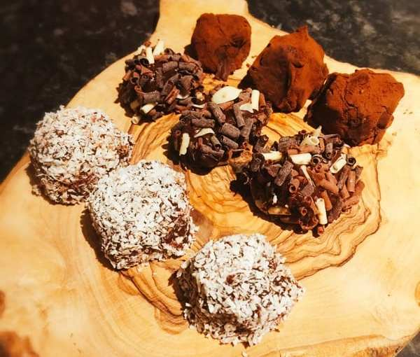 Recipe: Baileys Chocolate Luxe Truffles